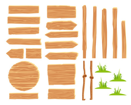 Designer for creating wooden road signs