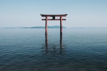 白鬚神社/Shirahige Jinja Shrine