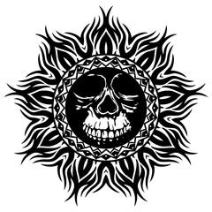 skull_on_pattern