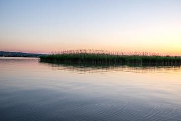 Sonnenuntergang Neusiedler See