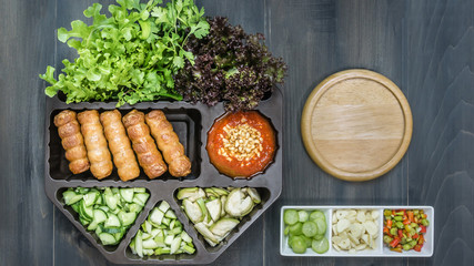 vietnamese style cuisine