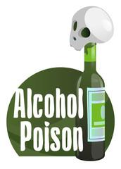 Alcohol poison