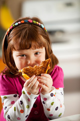 Kitchen Girl: Hungry For Grilled Cheese
