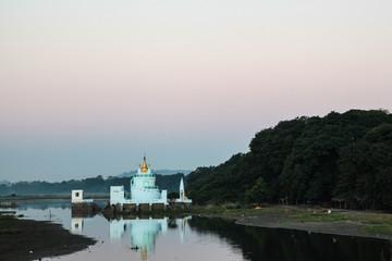 Myanmar - Amarapura - U Bein Brücke