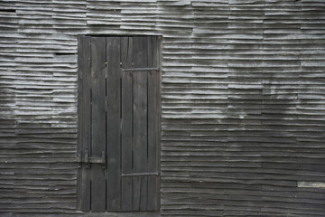 Tobacco Barn Door