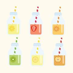 fruit lemonad set