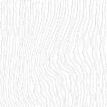 White texture. abstract pattern seamless. wave wavy nature geometric modern.