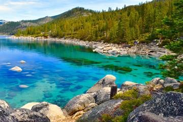 Blue Lake Tahoe