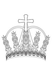 King Crown Stroke Picture