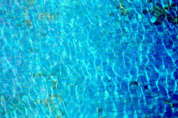 Photo sea blue water