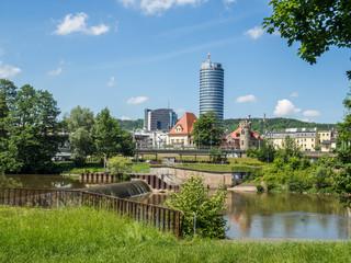 Skyline von Jena