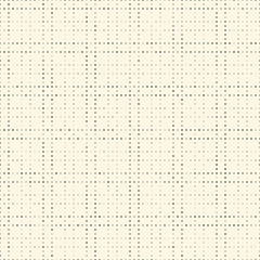 Vector Black and White Texture. Abstract Halftone Background