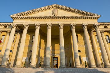 Verona palazzo del Municipio
