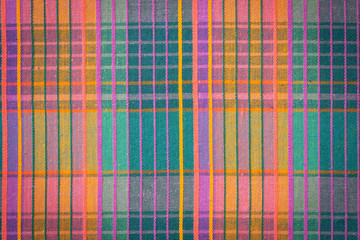 Abstract Background Of Fabric Of Color Cell. Style. Fashion.
