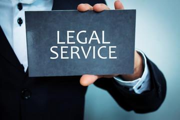 Wall Mural - Legal Service
