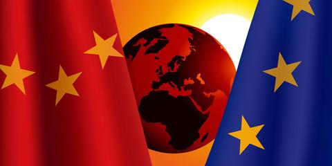 environnement - climat - changement climatique -réchauffement climatique - accord - chine - Union européenne