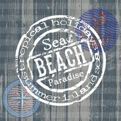 background on the marine theme