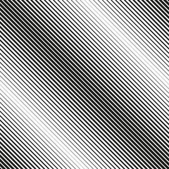 Seamless diagonal halftone background. Striped pattern.