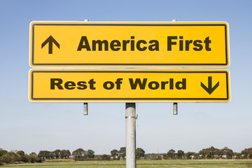 America and rest of world