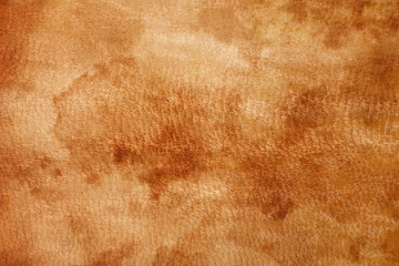 Old vintage brown leather background texture