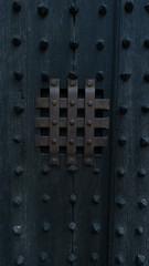 old grungy texture, concrete door