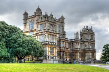 Wollaton Hall and Park Nottingham Nottingham, UK, England..