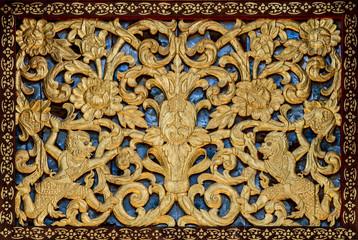 Thai ancient pattern