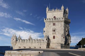 Fototapete - Belem Towe. Lisbon, Portugal
