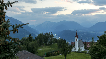 A little place of happiness at Mosern, Tyrol, Austria