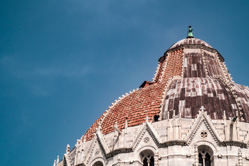 Dome of the Baptistery di San Giovanni, Pisa