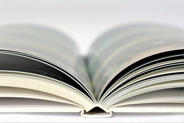 An image of book pages