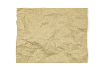 Torn Paper on white background