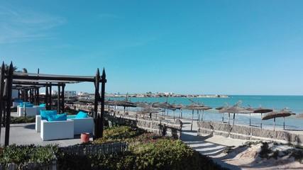 Zarzis am Mittelmeer