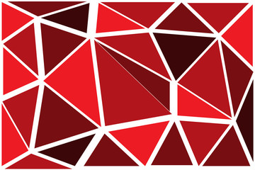 abstract polygon art wallpaper background.vector and illustration