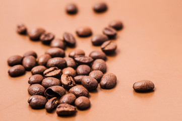 coffee beans, Roasted coffee