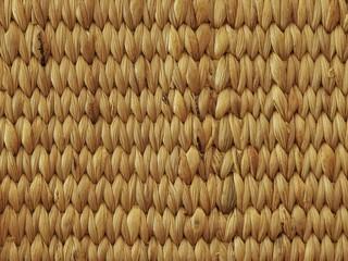 Vintage wooden textured basket weave background.