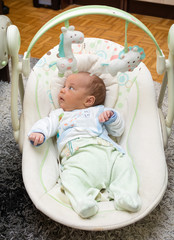Newborn swing baby swing automatic electrical chair