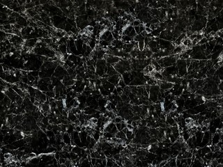 Black marble stone seamless pattern background for both exterior and interior design on luxury wall or floor.