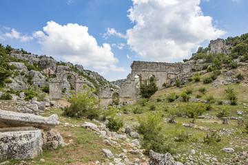 Türkiye Mersin Olba Antik Kenti
