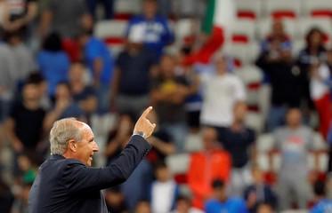 Italy v Uruguay - International Friendly