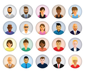 people profiles