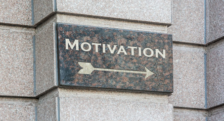 Schild 204 - Motivation