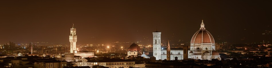 Firenze - Florence by night