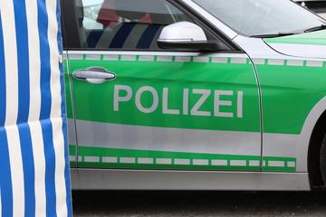 Die Polizei in Bayern
