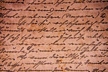 letter background
