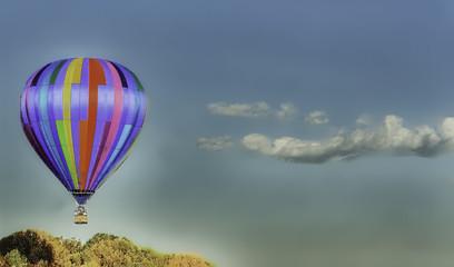 Balloon in Air