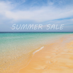SUMMER SALE Concept.minimal style