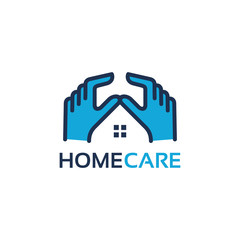 Home Car Logo Template Design
