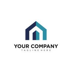 Building Logo Template Design