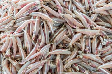rybki na targu